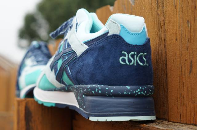 Asics Gel Lyte Speed Cool Breeze x UBIQ_86