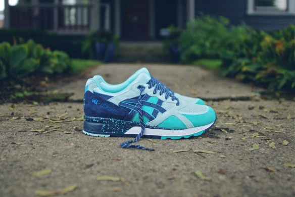Asics Gel Lyte Speed Cool Breeze x UBIQ_88