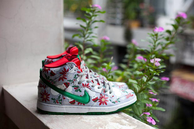 Nike SB Dunk Pro Ugly Christmas Sweater x Concepts_12