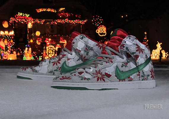 Nike SB Dunk Pro Ugly Christmas Sweater x Concepts_25