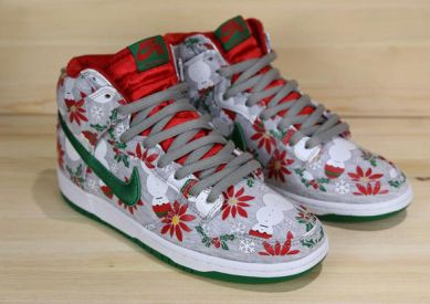 Nike SB Dunk Pro Ugly Christmas Sweater x Concepts_28