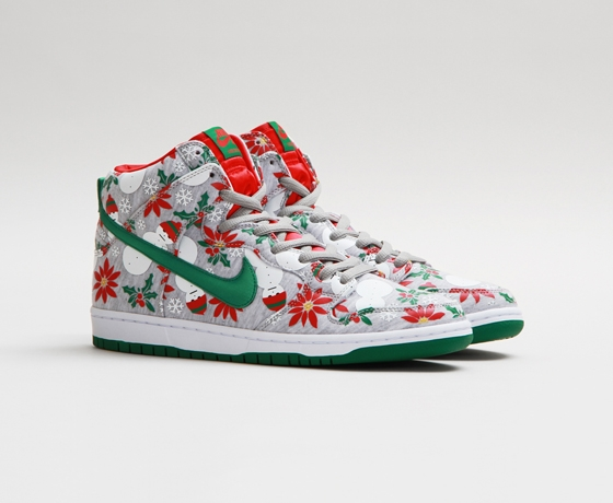 Nike SB Dunk Pro Ugly Christmas Sweater x Concepts_33