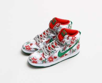 Nike SB Dunk Pro Ugly Christmas Sweater x Concepts_35