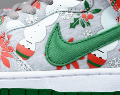 Nike SB Dunk Pro Ugly Christmas Sweater x Concepts_39
