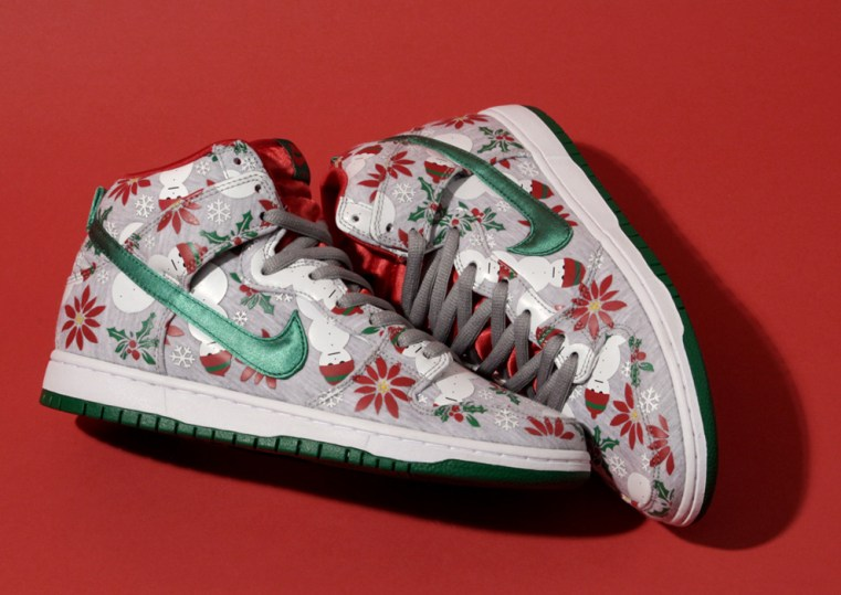 Nike SB Dunk Pro Ugly Christmas Sweater x Concepts_47