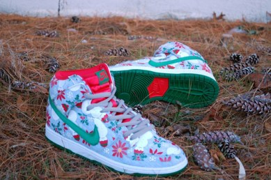 Nike SB Dunk Pro Ugly Christmas Sweater x Concepts_57