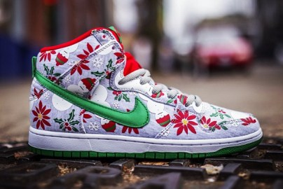 Nike SB Dunk Pro Ugly Christmas Sweater x Concepts_59
