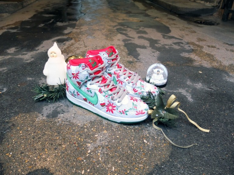 Nike SB Dunk Pro Ugly Christmas Sweater x Concepts_60