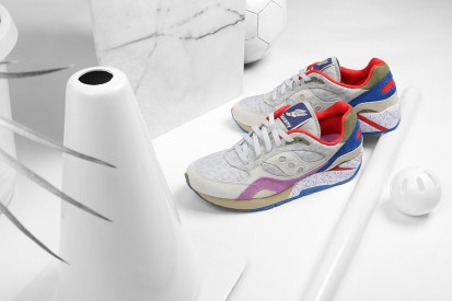 Saucony G9 Shadow 6 Pattern Recognition x Bodega_10