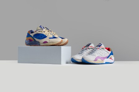 Saucony G9 Shadow 6 Pattern Recognition x Bodega_16