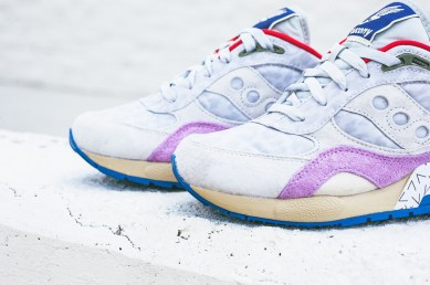 Saucony G9 Shadow 6 Pattern Recognition x Bodega_30