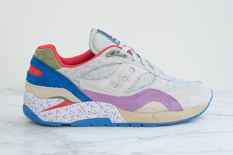 Saucony G9 Shadow 6 Pattern Recognition x Bodega_36