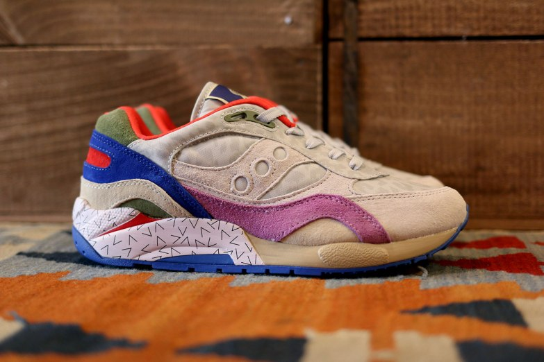 Saucony G9 Shadow 6 Pattern Recognition x Bodega_55