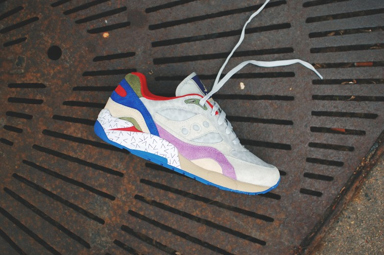 Saucony G9 Shadow 6 Pattern Recognition x Bodega_63