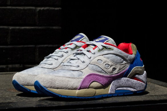 Saucony G9 Shadow 6 Pattern Recognition x Bodega_67