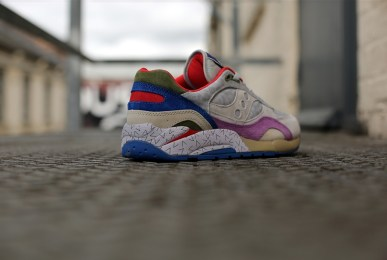 Saucony G9 Shadow 6 Pattern Recognition x Bodega_71