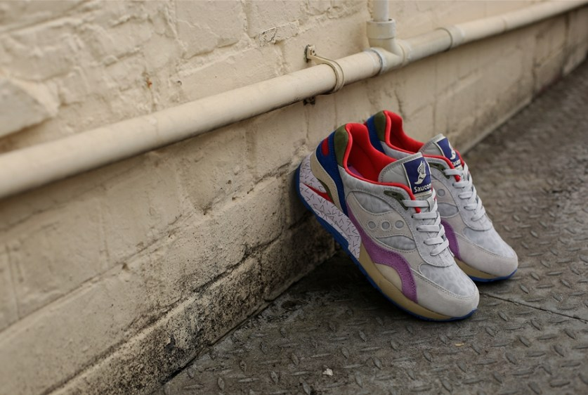 Saucony G9 Shadow 6 Pattern Recognition x Bodega_73