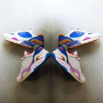 Saucony G9 Shadow 6 Pattern Recognition x Bodega_74