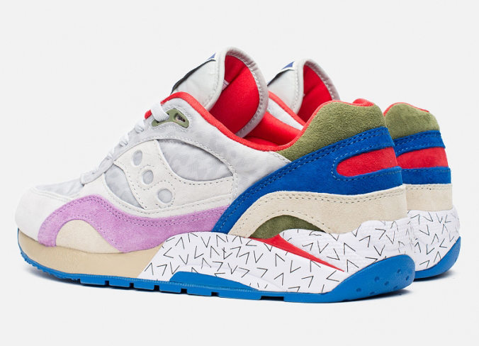 Saucony G9 Shadow 6 Pattern Recognition x Bodega_84