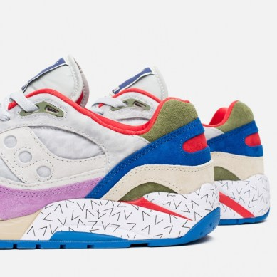 Saucony G9 Shadow 6 Pattern Recognition x Bodega_87