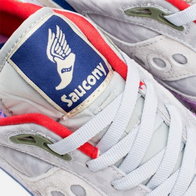Saucony G9 Shadow 6 Pattern Recognition x Bodega_88