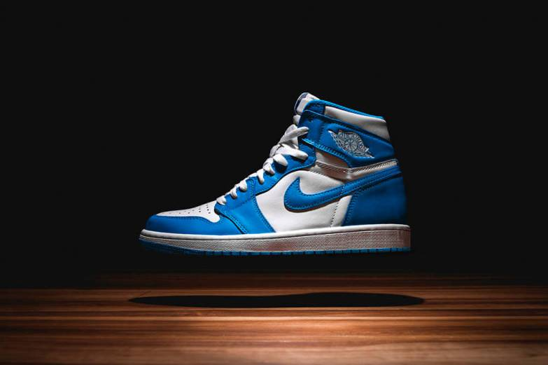 Air Jordan 1 High UNC Powder Blue_07