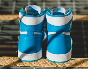 Air Jordan 1 High UNC Powder Blue_16