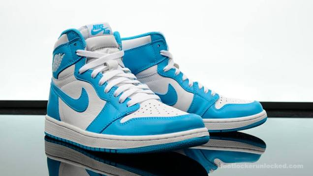 Air Jordan 1 High UNC Powder Blue_41