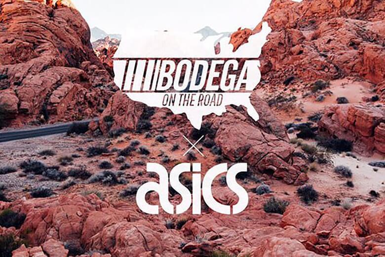Asics Gel Classic On The Road x The Bodega_09