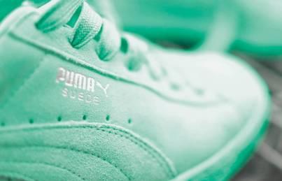 Puma Suede Classic Mint_19