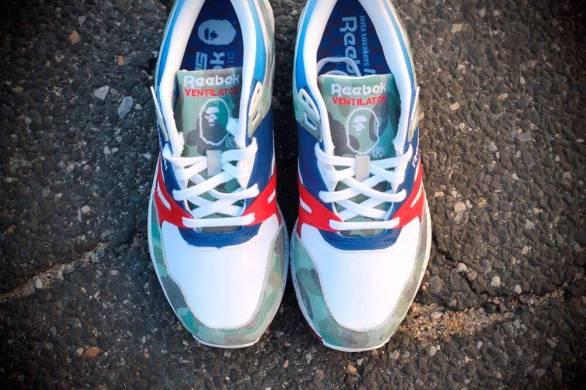 Reebok Ventilator x BAPE x Mita Sneakers_11
