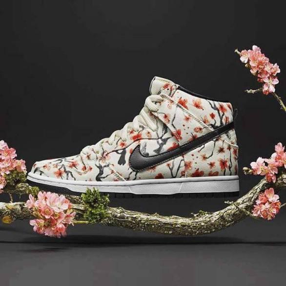 Nike Dunk High Pro SB Cherry Blossom_11