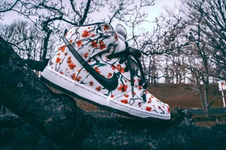 Nike Dunk High Pro SB Cherry Blossom_17