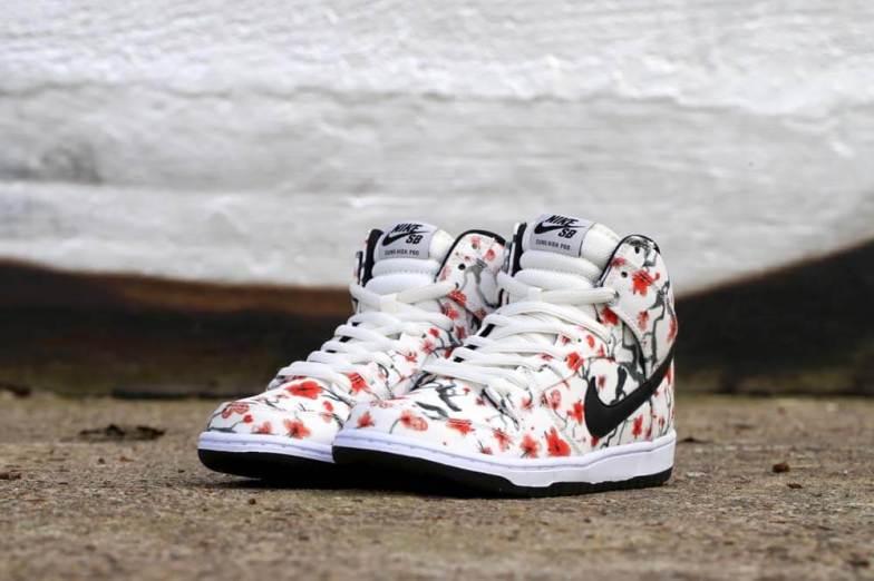 Nike Dunk High Pro SB Cherry Blossom_48