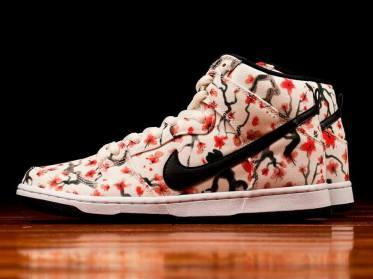 Nike Dunk High Pro SB Cherry Blossom_53