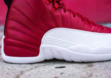 Air Jordan 12 Retro Gym RedWhite_39