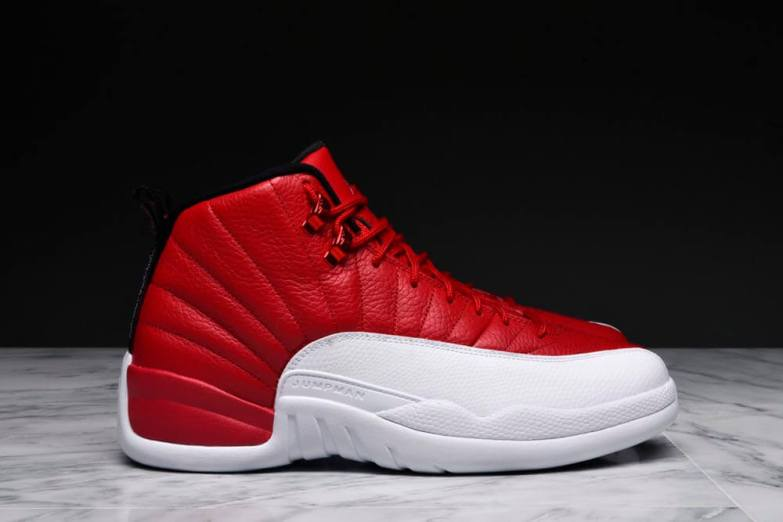 Air Jordan 12 Retro Gym RedWhite_15