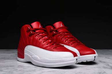 Air Jordan 12 Retro Gym RedWhite_16
