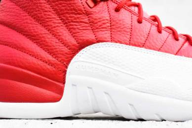 Air Jordan 12 Retro Gym RedWhite_49