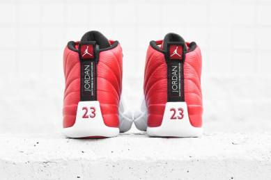 Air Jordan 12 Retro Gym RedWhite_52