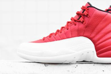 Air Jordan 12 Retro Gym RedWhite_51
