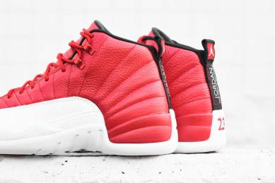Air Jordan 12 Retro Gym RedWhite_53