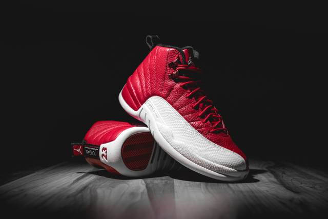 Air Jordan 12 Retro Gym RedWhite_26