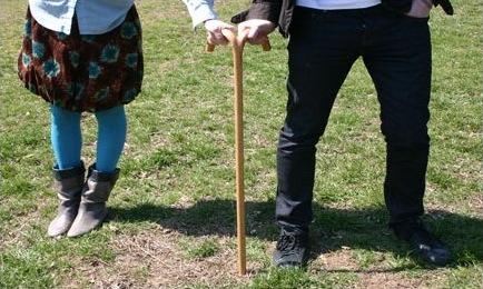 foto de casal inteligente que envelhece junto