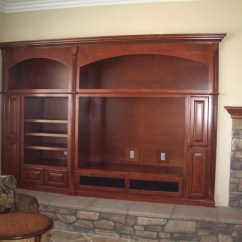 Living Room Built In Wall Units Best Paint Colors For Small Custom & Entertainment Centers | Cabinet ...