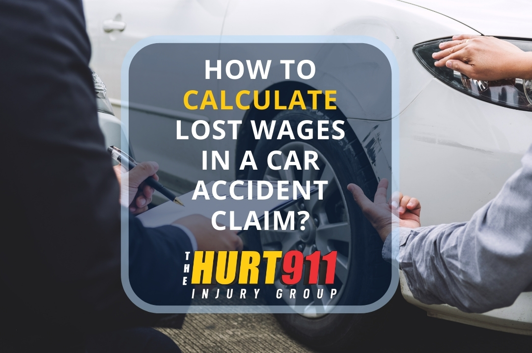 How to Calculate Lost Wages in a Car Accident Claim?