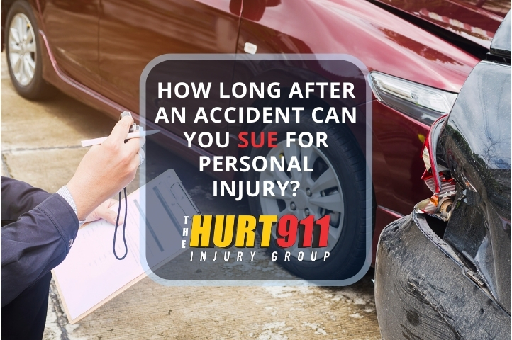 How Long After an Accident Can You Sue for Personal Injury?
