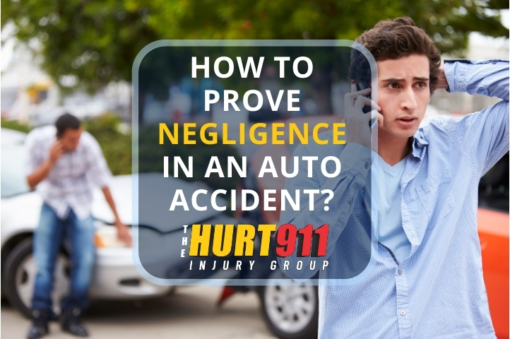 How to Prove Negligence in an Auto Accident?