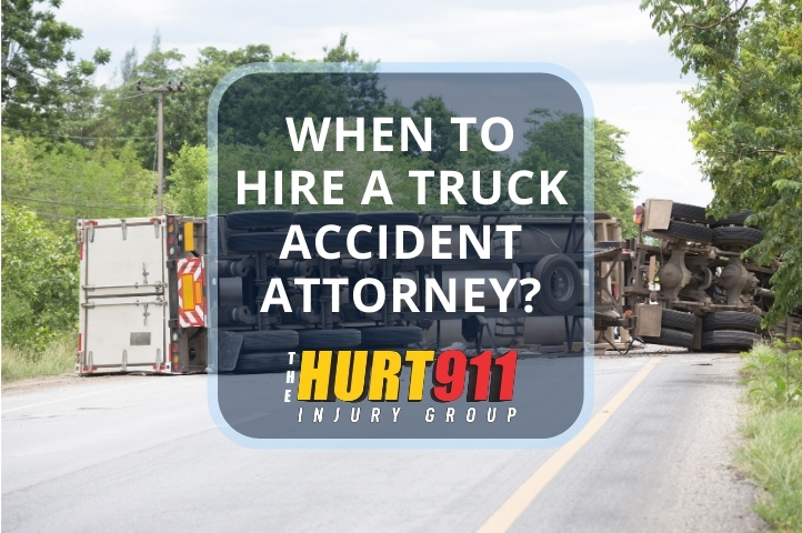 When to Hire a Truck Accident Attorney?