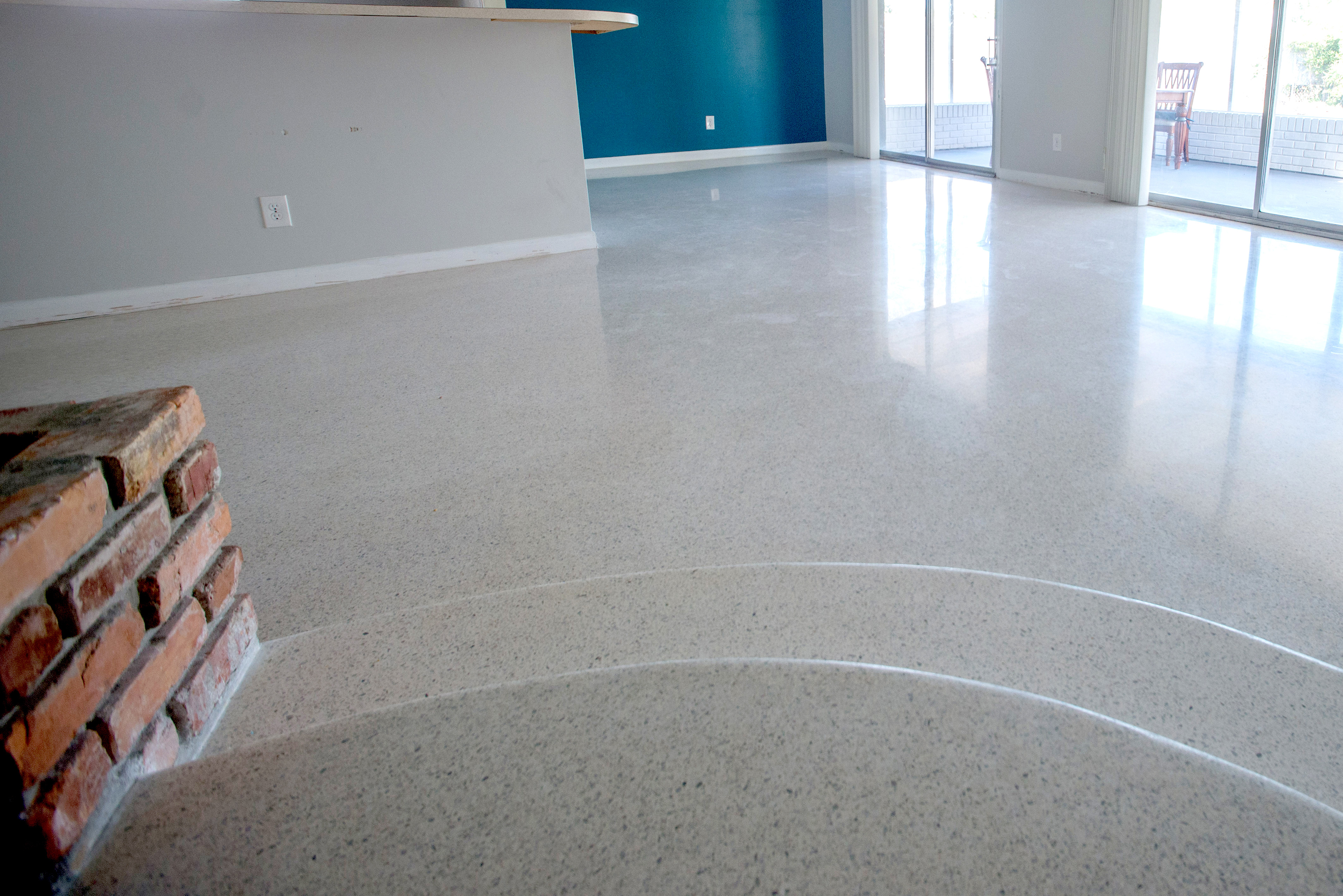Terrazo Floor Cleaning Polishing and Restoration